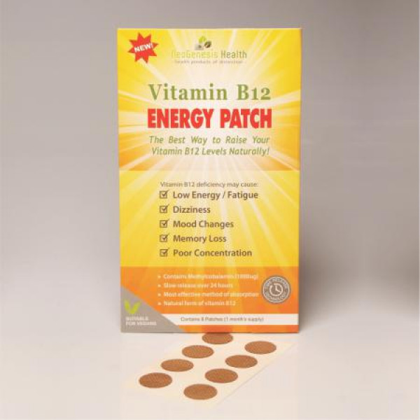 Energy Patch B12 Transdermal Patch