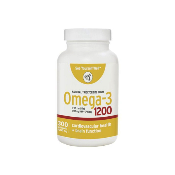See Yourself Well Professional Omega 3 300'S